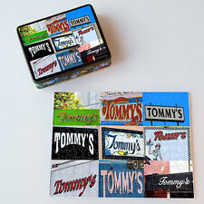 Personalized Puzzle featuring the name TOMMY in sign photos