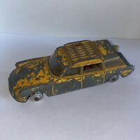 Vintage Car - Corgi Toys - Yellow Citroen Safari - Made in Great Britain