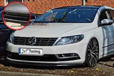Spoilerschwert Frontspoiler Lippe ABS VW Passat CC 3CC mit ABE schwarz glänzend