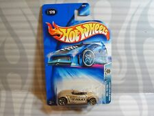 Hot Wheels Loose Dogfighter amarillo G5sp