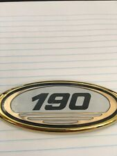 Sea Ray Badge 190 In Gold