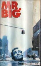 MUSICASSETTA -  MR. BIG - BUMP AHEAD           sigillata (21)