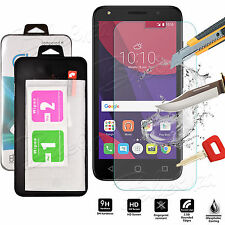 Shockproof Tempered Glass Screen Protector For ALCATEL PIXI 4 (5.0) 4G / 3G