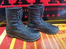 Genuine Hot Toys Commando Predator MMS276 Schwarzenegger military boots Only! US