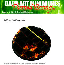 DAM Resin cast 60mm Fire Forge base