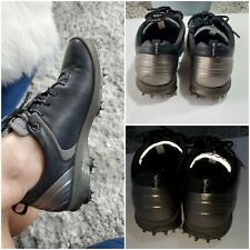 Ecco Biom women Golf Shoes black and sylver Made With Yak Leather !