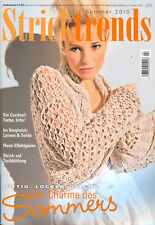 STRICKTRENDS SOMMER 2010 Strickheft Strickanleitung 2-2010 Strickmagazin 2/10