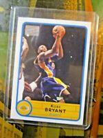 2003-04 Topps Bazooka Card #8 Kobe Bryant Lakers~