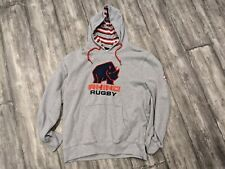 Rhino Rugby USA Sevens Grey Hoodie XL
