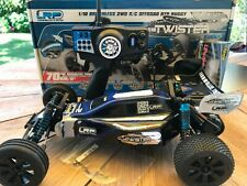 LRP S10 Twister 2 Buggy Brushless 2.4GHz 1/10 2WD RTR 120312 - Neu in OVP / Akku