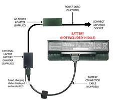 External Laptop Battery Charger for ASUS G551J GL551J G771J N551J N751, A32N1405