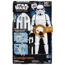 "Star Wars Interactech 65 Sound Effects Imperial Stormtrooper Figure - 12""/30cm"