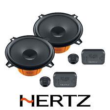 HERTZ DIECI SERIES DSK130.3 13CM 120W WATT 2 WAY COMPONENT SPEAKERS SYSTEM KIT