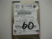 "Fujitsu MHV2060AS 60gb 320 0A21010 2,5"" IDE"