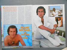 ►CLIPPING - COUPURE DE PRESSE : FRANK MICHAEL