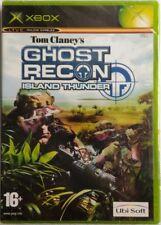 Gioco Xbox Tom Clancy's Ghost Recon: Island Thunder - Ubisoft Nuovo