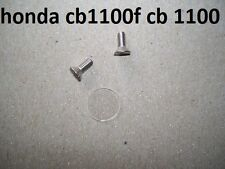 1983 Honda cb1100f master cylinder sight glass lens repair kit