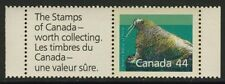Canada 1171a + label MNH Atlantic Walrus