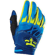 Motocross Dirtbike MTX Riding Blue/yellow 2020 Fox Racing Dirtpaw Race Gloves