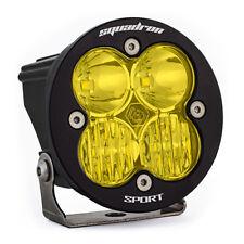 LED Light Pod Amber Lens Driving/Combo  Each Squadron R Sport Baja Designs