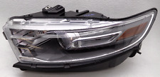 OEM Ford Taurus Police w/o Flashers Left Light Gray Bezel Headlamp DG1Z-13008-D
