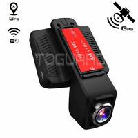 TOGUARD Auto Kamera Dash Cam WiFi/WLAN Fahrzeug Full HD 1080P GPS Modul G-Sensor
