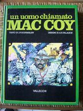 UN UOMO CHIAMATO MAC COY PRIMA EDIZIONE EDITRICE VALLECCHI 1978