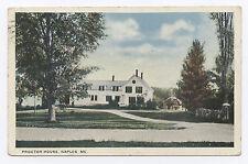 1923 WB Proctor House, Naples, ME, Maine