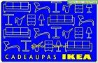 100+ TARGET TOYSRUS IKEA SUBWAY OLD NAVY McDONALD GAMESTOP ESSO LOT U PICK LIST For Sale