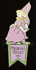 Disney Auctions Medieval Characters Daisy LE 100 Pin