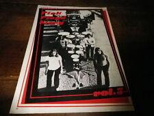PINK FLOYD - Mini poster Noir & blanc !!! VINTAGE 70'S !!!