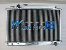 Toyota Supra MK3 MA70 JZA70 1JZ-GTE 7MGTE Aluminum Radiator 86-92