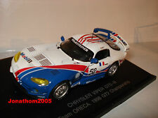 EAGLE'S RACE CHRYSLER VIPER GTS-R N° 52 - TEAM ORECA 1998 au 1/43°