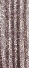Nip Pottery Barn ASHLYN Paisley Pole Top Blackout Drape Curtain 50x84 ~Lilac