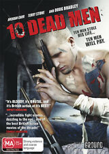 10 Dead Men (DVD) - AUN0160