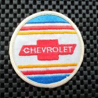 "CHEVY CHEVROLET SEW ON PATCH TAHOE CRUSE MALIBU CAMARO IMPALA EQUINOX BOLT 3"""