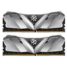 XPG GAMMIX D30 memoria de juego: 16GB (2x8GB) DDR4 3200MHz CL16 Negro