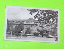 Kapuskasing  Inn Kapuskasing  Ontario Canada Vintage Postcard