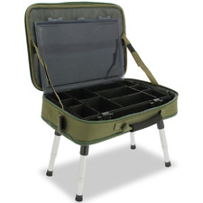 XXL Tackle Box in passender Angeltasche inkl. Bivvy Table Carryall Carp Karpfen