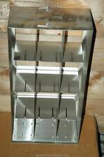 """Cryogenic Cryo Storage Rack Stainless Steel -80 Freezer Tray Rack 22 x 11"""""""