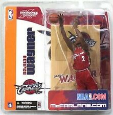 DaJuan Wagner Cleveland Cavaliers NBA McFarlane action figure NIB new in box