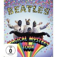 THE BEATLES - MAGICAL MYSTERY TOUR  BLU-RAY  CLASSIC ROCK & POP  NEW!
