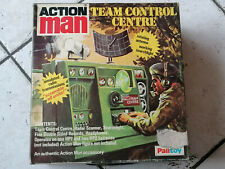 Action Man Team Control Center with disc