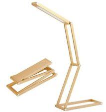 Inno Gene Foldable LED Desk Light Lamp, Portable Office Table Lamp, USB Gold