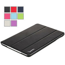 Poetic Slimline Magnetic Leather Trifold Stand Slim Cover Case For iPad Mini 2