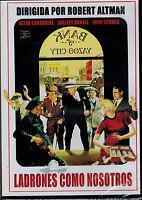 Ladrones como nosotros (Thieves Like Us) (DVD Nuevo)