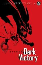 Batman: Dark Victory, Jeph Loeb, Tim Sale, Very Good,  Book