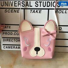 Boston Terrier French BullDog Breed Ladies Handbag Purse now in Pink !!