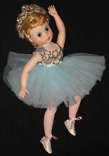 Exceptional! Vintage 1957 Madame Alexander ELISE BALLERINA Doll