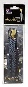Melbourne Eureka Tower, Photo, Image, Fridge Magnet, Souvenir.